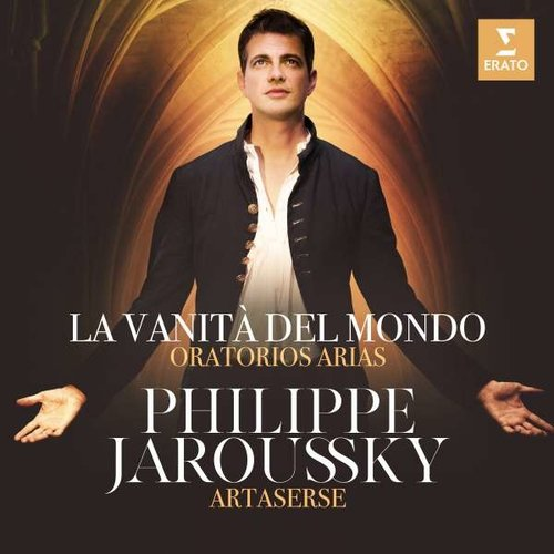 Erato/Warner Classics Jaroussky: La Vanita Del Mondo
