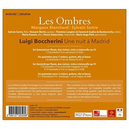 Mirare Boccherini - Une Nuit A Madrid