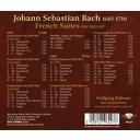 Brilliant Classics J.S. Bach: French Suites BWV812-817