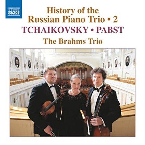 Naxos History of the Russian Piano Trio, Vol. 2