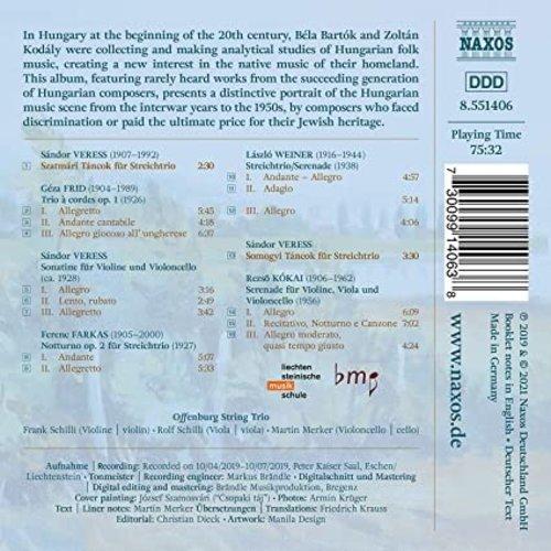 Naxos Hungarian Serenade