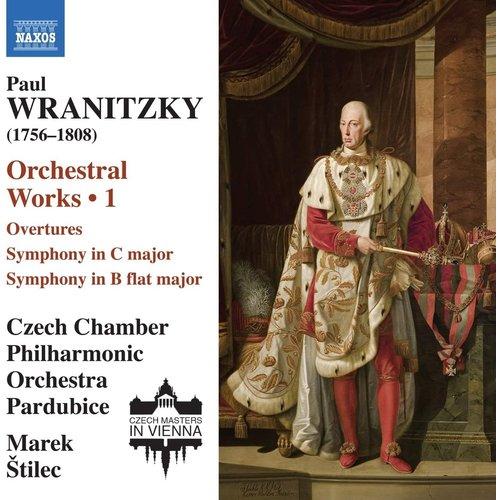 Naxos Wranitzky: Orchestral Works 1