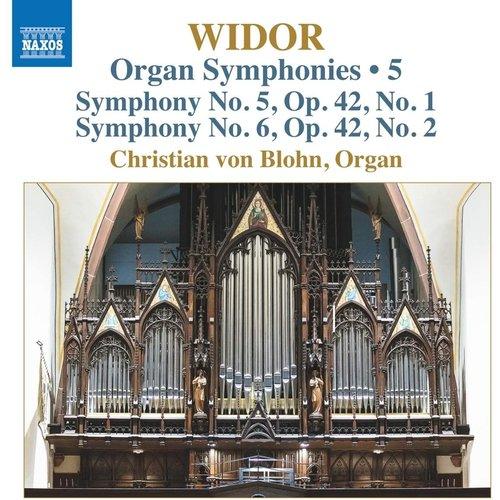 Naxos Widor: Organ Symphonies Vol.5