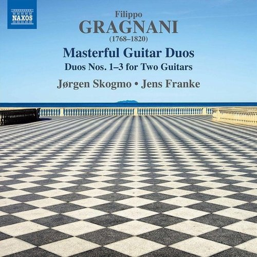 Naxos Gragnani: Masterful Guitar Duos 1-3, Two Guitars