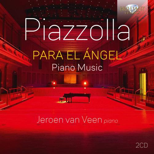 Brilliant Classics Piazzolla: Para El Angel (2CD)