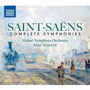 Naxos Saint-Saëns: Complete Symphonies (3CD)