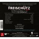 Erato/Warner Classics Weber: Der Freischutz (CD+DVD)
