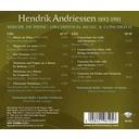 Brilliant Classics ANDRIESSEN: MIROIR DE PEINE, ORCHESTRAL MUSIC  (2CD)
