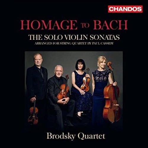 CHANDOS C.P.E. Bach: Homage to Bach