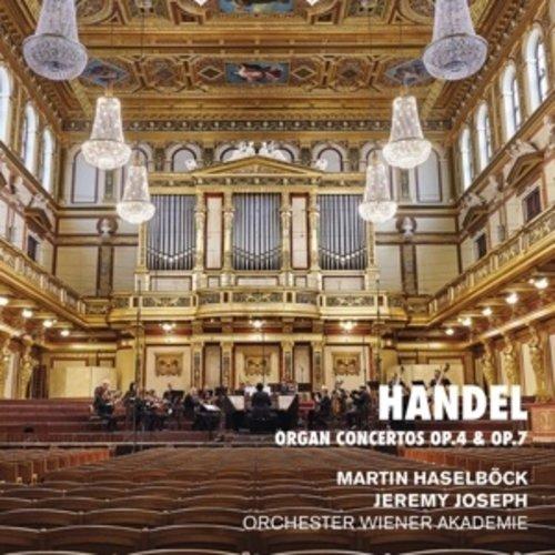 ALPHA HANDEL: ORGAN CONCERTOS (2CD)