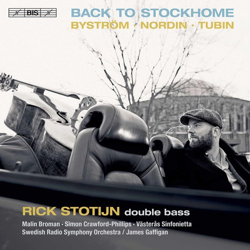 BIS BACK TO STOCK HOME - WORKS FOR DOUBLE BASS