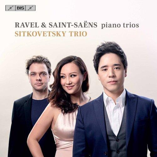BIS RAVEL & SAINT-SAËNS: PIANO TRIOS