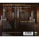 Brilliant Classics MERULO: ORGAN MUSIC IL PRIMO LIBRO (3CD)