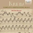 Brilliant Classics KREBS: COMPLETE HARPSICHORD MUSIC (6CD)