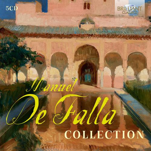 Brilliant Classics DE FALLA COLLECTION (5CD) (KZ)