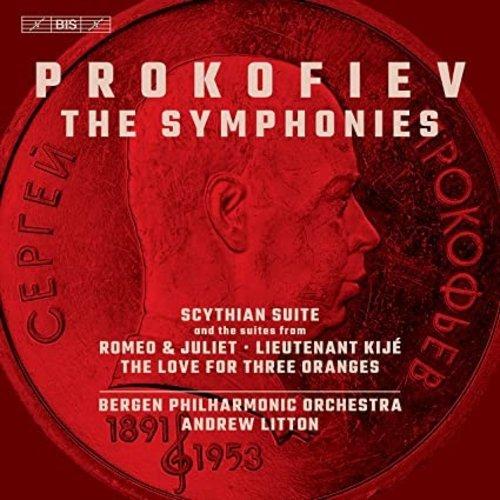 BIS PROKOFIEV: THE SYMPHONIES (5CD)