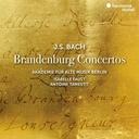 Harmonia Mundi BACH: BRANDENBURG CONCERTOS (2CD)