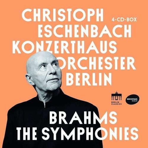 Berlin Classics BRAHMS: THE SYMPHONIES (4CD)