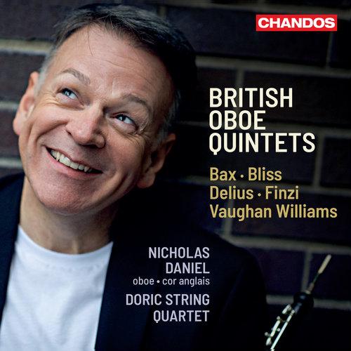 CHANDOS BRITISH OBOE QUINTETS