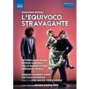 Naxos ROSSINI: L'EQUIVOCO STRAVAGANTE (1DVD)