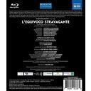 Naxos ROSSINI: L'EQUIVOCO STRAVAGANTE (1BLURAY)