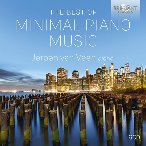 BEST OF MINIMAL PIANO (6CD)