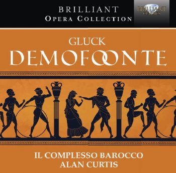 Demofoonte door Complesso Barocco met Alan Curtis