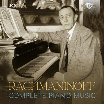 Rachmaninoff: Complete Piano Music  (8CD)