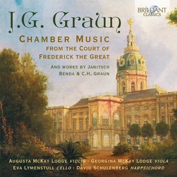 Chamber Music from the Court of Frederick the Great