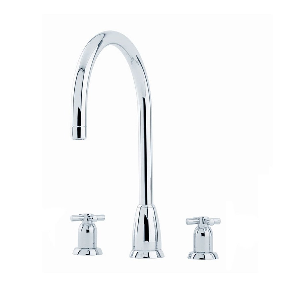 Perrin & Rowe Contemporary Kitchen mixer Callisto E.4885 C-spout