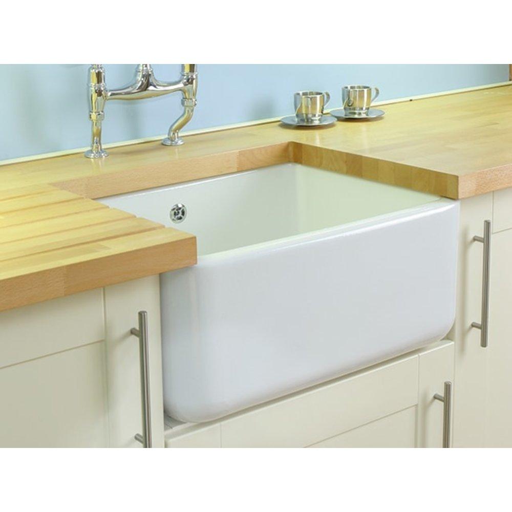 Shaws Kitchen sink Butler 600