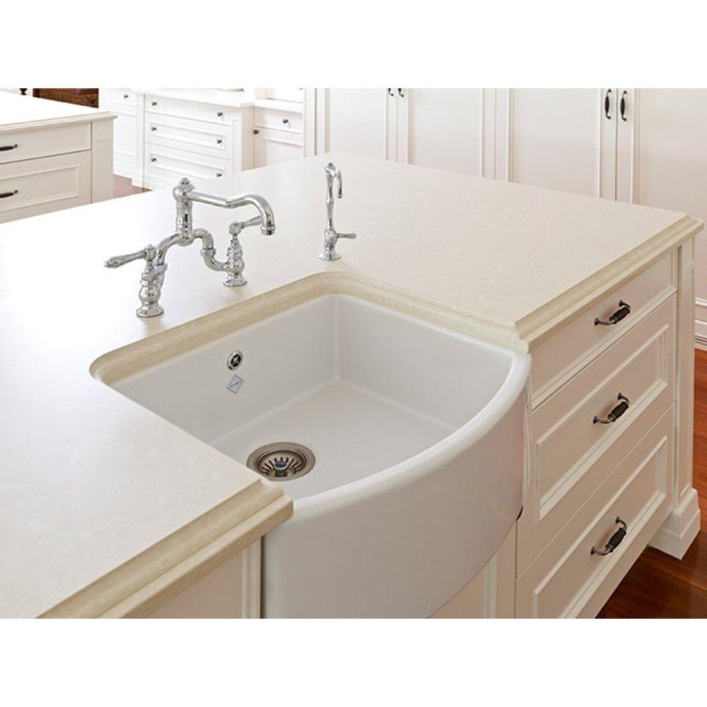 Shaws Kitchen sink Waterside 600