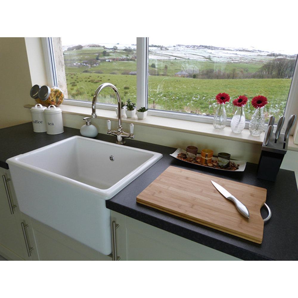 Shaws Kitchen sink Whitehall