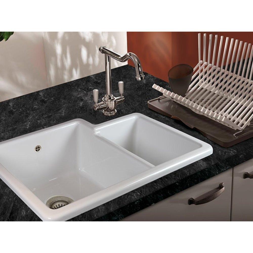 Shaws Kitchen sink Brindle 600