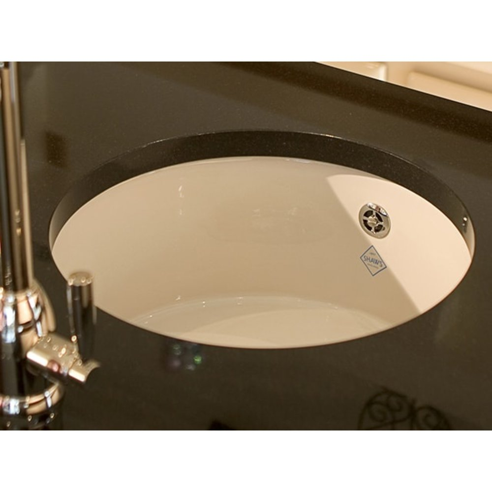 Shaws Kitchen sink Round