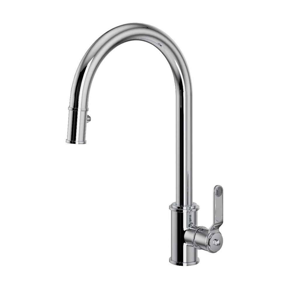 Perrin & Rowe Armstrong Keukenkraan Armstrong E.4544 met Pull-down douche