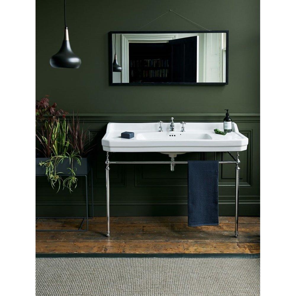 BB Edwardian Edwardian 120cm basin with metal stand