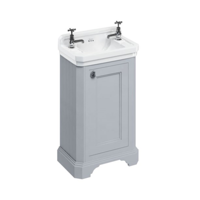 Edwardian cloakroom basin unit