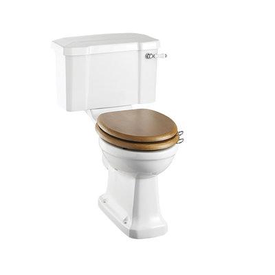 Duoblok toilet met reservoir