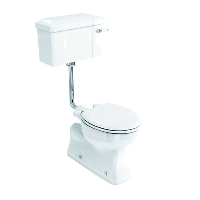 Low level WC with ceramic cistern  AO