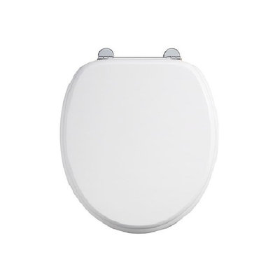 White toilet seat S13