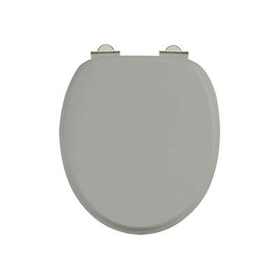Dark Olive toilet seat soft-close S44