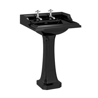 Classic 65cm Black with pedestal