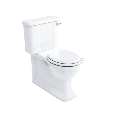 Duoblok toilet met reservoir BTW