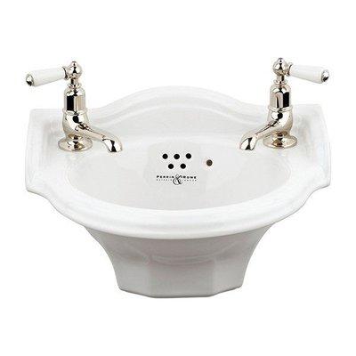 Victorian 40cm cloakroom basin