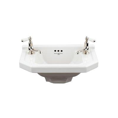 Deco 52cm cloakroom basin