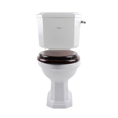 Deco Duoblok toilet met reservoir