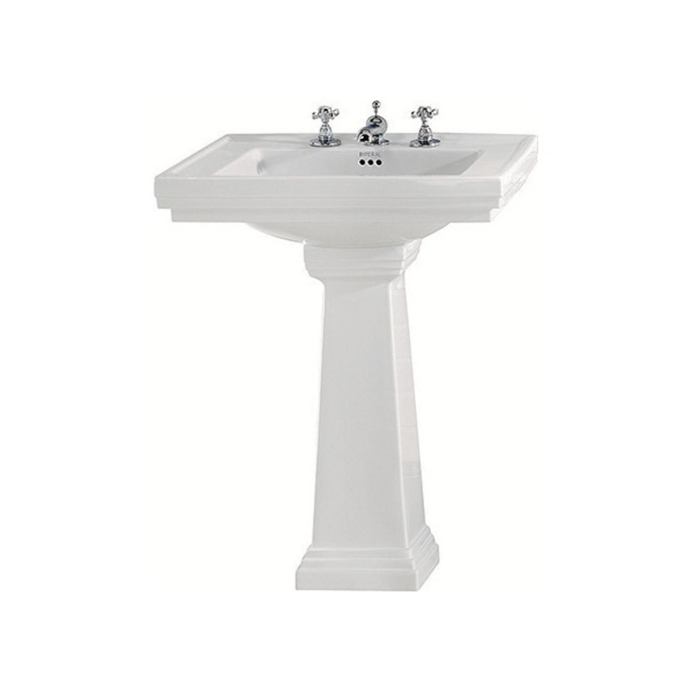 Imperial Imperial Deco 64cm basin with pedestal