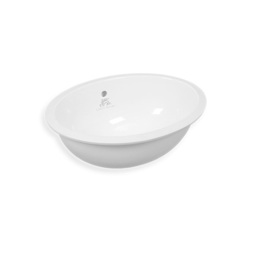 Lefroy Brooks 1900 Classic LB Classic undercounter oval basin
