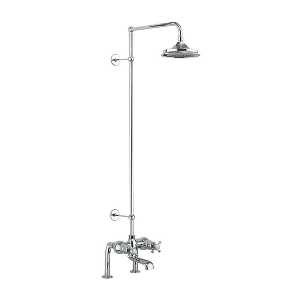 BB Edwardian Thermostatic bath shower mixer set TAY1